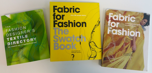 Fabric Know How – Books